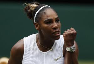 Serena Williams en Wimbledon