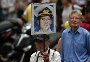 Capitán Rafel Acosta Arevalo