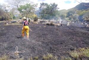 Cementerio de Planadas (Tolima)