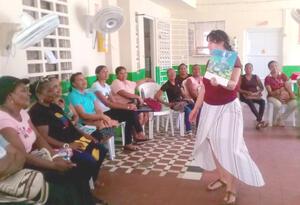 Madres comunitarias de Bolívar