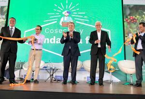 El presidente Iván Duque intervino en la Jornada de Negocios del programa 'Coseche y Venda a la Fija',