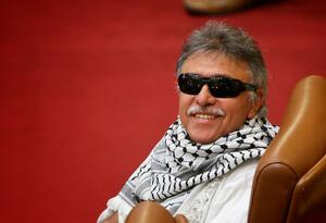 Jesús Santrich, integrante del partido Farc