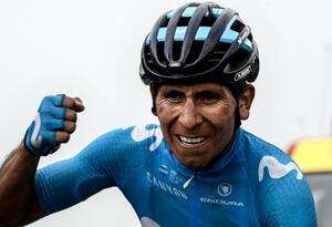 Nairo Quintana -Tour