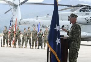 Craig Faller, almirante de la Marina de los Estados Unidos