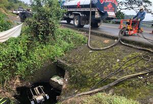 Atentados contra el oleoducto transandino en Nariño son controlados por Ecopetrol
