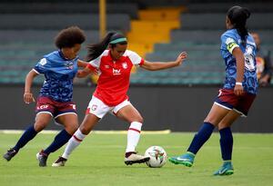 Santa Fe Vs. Fortaleza - Liga Femenina