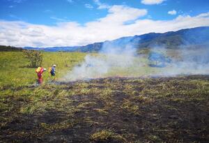 Prohibidas las quemas abiertas durante segunda temporada seca