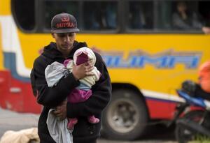 Esta enfermedad se suma la crisis social en Venezuela.