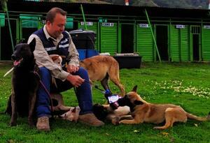 Perros para la detección de cáncer - Fundación Precanser