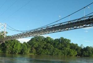 Puente Ospina Maldonado en Purificación.