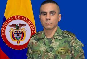 Soldado profesional José Luis Rincón Medina, asesinado en Saravena