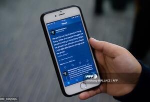 Twitter y Facebook en Hong Kong