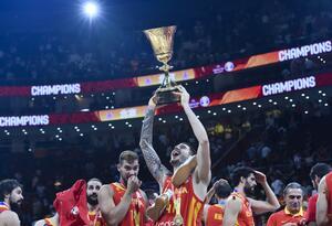 España, campeón del mundial de baloncesto 2019
