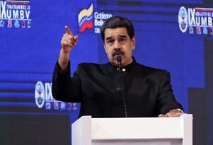 Mandatario Nicolas Maduro