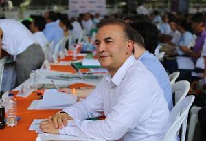 Viceministro del Trabajo, Carlos Baena.
