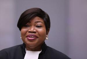 Fiscal de la CPI, Fatou Bensouda