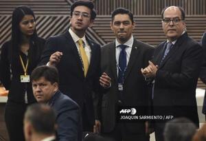 Delegados de Juan Guaidó