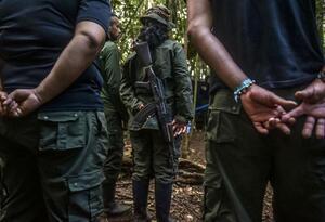 """Condenan a """"Carnitas"""" jefe del Clan del Golfo por varios delitos contra desmovilizados de las Farc"""