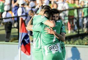Atlético Nacional vs Medellín