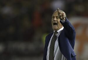 Gustavo Alfaro, técnico de Boca Juniors