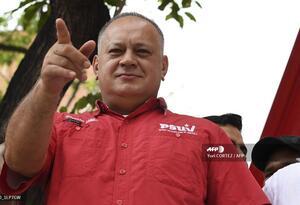 Diosdado Cabello, líder chavista