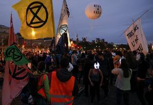 Rebelión contra el cambio climático
