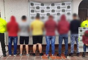 Capturados por abuso a menor de edad en Pamplona
