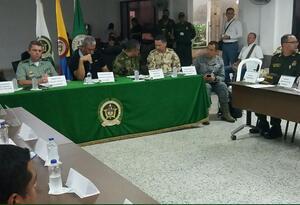 Autoridades dispusieron todas las unidades para garantizar las elecciones