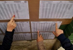 Jornada electoral en Colombia