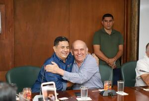 Jorge Iván Ospina empalme