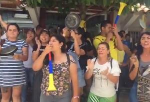 Simpatizantes de candidatos a las alcaldías de Puerto Wilches y Sábana de Torres exigen que se haga un nuevo pre conteo.