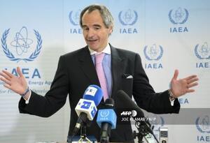 Rafael Grossi, director de la OIEA