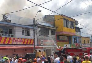 Incendio Pereira