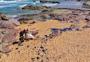 Playas petroleo