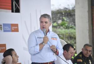 Iván Duque Marquez