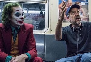 Detrás de cámaras de la cinta 'Joker'