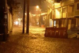 Las lluvias colapsaron las vías en la ciudad de Pasto