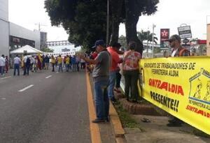 La gran marcha se realizará en la tarde en Bucaramanga.