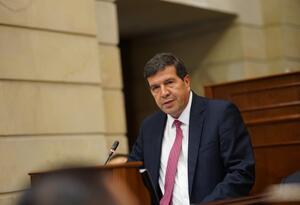 Virgilio Almanza nuevo magistrado del Consejo Nacional Electoral.
