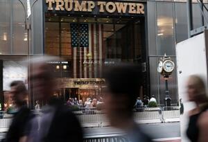 Torre Trump en Nueva York