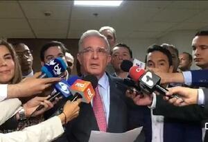 De acuerdo el ex presidente, hay noticias falsas que hacen parte de un plan para desestabilizar el gobierno Duque