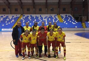 Selección Femenina de Fútbol de Salón
