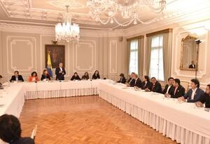 Presidente Iván Duque inicia diálogo nacional con alcaldes y gobernadores electos