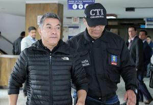 Wilman Muñoz cometió toda serie de robos en la Universidad Distrital entre 2015 y 2019, mientras se desempeñó como director del Instituto de Extensión de ese centro educativo.