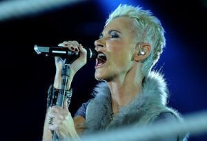 La cantante sueca Marie Fredriksson