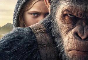 Imagen oficial de El planeta de los simios: la guerra