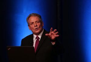 Gerente general del Banco de la República, Juan José Echavarría