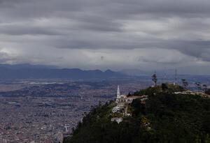 Monserrate, en Bogotá