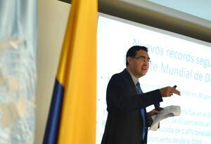 Brian Morales, funcionario del Departamento de Estado de EE.UU.