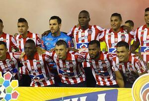 Junior de Barranquilla, equipo formado